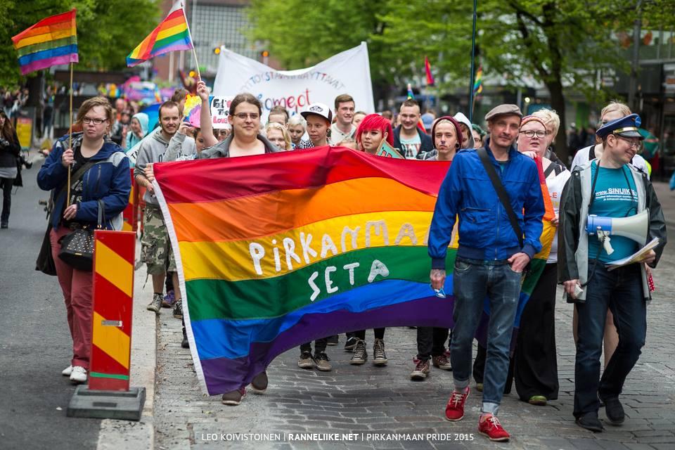 Pirkanmaan Pride