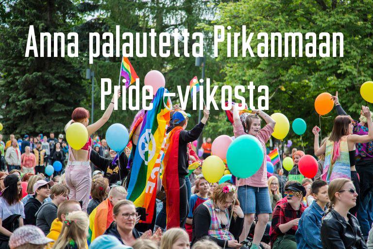 Pirkanmaan Pride 2018